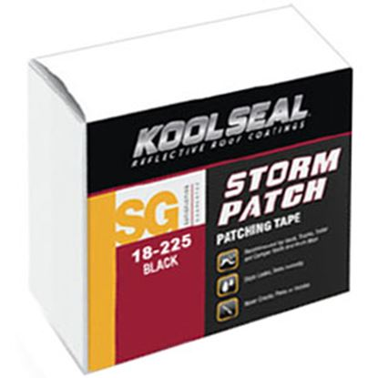 "Picture of Kool Seal  Black 2"" x 42' Roll Roof Repair Tape KS0018225-99 13-0848"