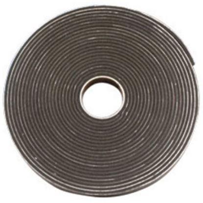 "Picture of S-M  Black 1-1/2"" W x 50' L x 1/4"" Thick Foam Tape V748 X 1-1/2 BL 13-0962"