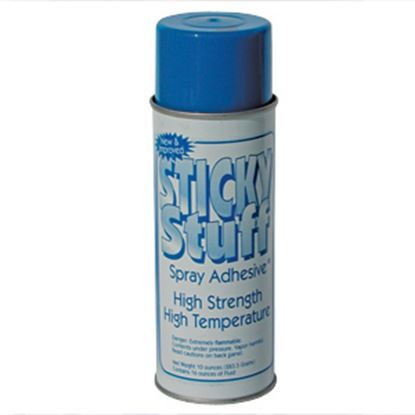 Picture of Bonded Logic Sticky Stuff (TM) Sticky Stuff Adhesive Spray for Attaching Insulation 60100-00100 13-1110