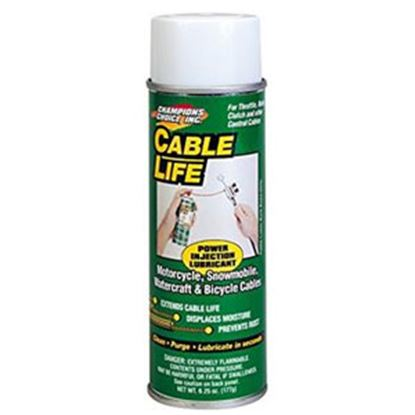 Picture of Thetford  6.25 Oz Aerosol Can Cable Lubricant 25006 13-1526