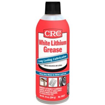 Picture of CRC  10 oz Aerosol Can White Lithium Gease 05037 13-1704