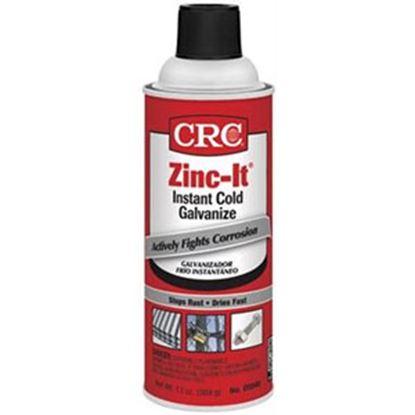 Picture of CRC Zinc-It (R) 13 oz Aerosol Can Instant Cold Galvanize Spray 05048 13-1706
