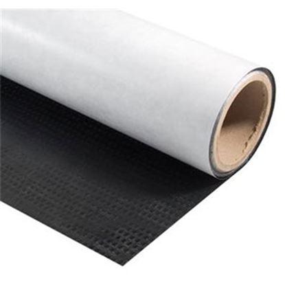 """Picture of AP Products Scrim Shield (TM) Black 28"""" W x 25' L Scrim Shield Tape 022-BP2825 13-2600"""