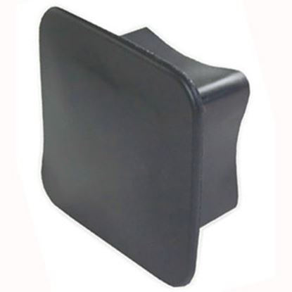 """Picture of Husky Towing  1-1/4"""" Black Plastic Hitch Cover 38444 14-0978"""