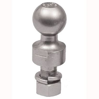 "Picture of Husky Towing  2-5/16"" Trailer Hitch Ball w/ 1-1/4"" Diam Shank 39386 14-1062"