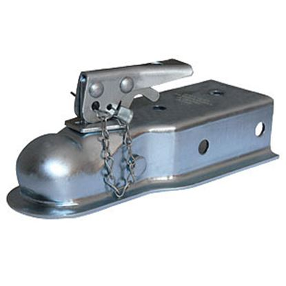 """Picture of Husky Towing  3500 Lb 2"""" Trailer Coupler 87075 14-1099"""