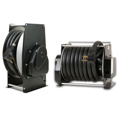 Picture of Shoreline Reels  Electrically Operated Power Cord Reel w/ 33' 50A Cord RL54331LMK 15-3506
