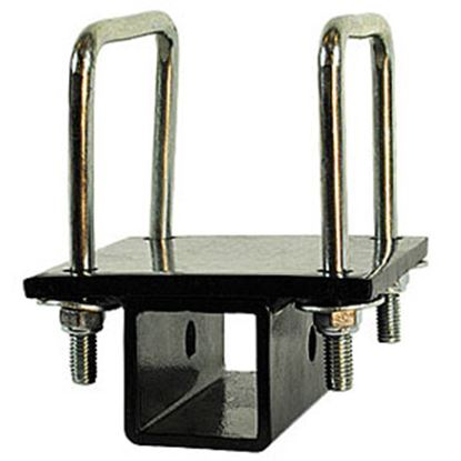 """Picture of Ultra-Fab  2"""" Hitch Receiver Tube Adapter 35-946401 16-0050"""