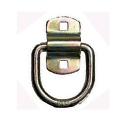"""Picture of Pacific Cargo  1/2"""" D-Ring w/Bolt-On Clip DR-050-Z 16-0672"""