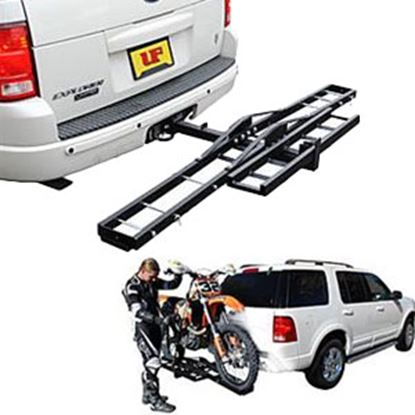 Picture of Ultra-Fab  Motorcycle & Scooter Carrier 48-979033 16-0711