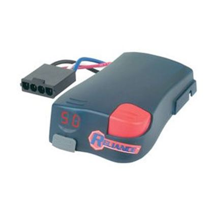 Picture of Hopkins Reliance (TM) LED Indicator Trailer Brake Control for 4 Brakes 47284 17-0033