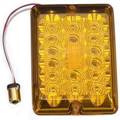 Picture of Bargman 84 Series Amber LED Turn Light 47-84-412 18-0101