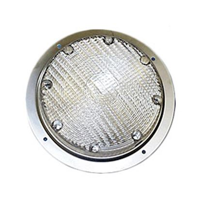 Picture of Arcon  Clear Lens Round Porch Light 10705 18-0416