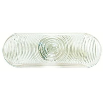 Picture of Peterson Mfg.  Clear Oval Housing Back Up Light M416 18-0627
