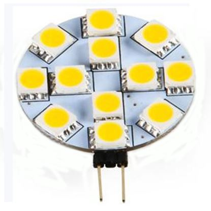 Picture of Camco  G4 Style 12LED 160LM Multi LED Light Bulb 54624 18-0991