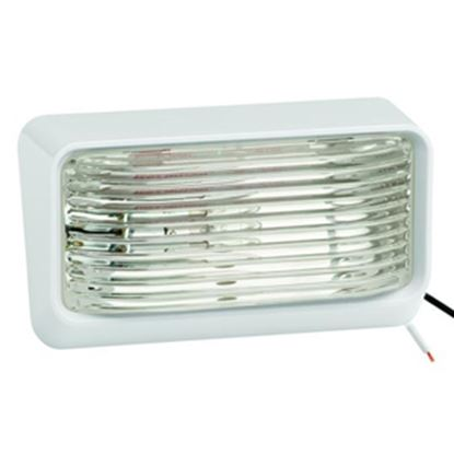 Picture of Bargman 78 Series Clear Lens Porch Light, B/W Base 31-78-531 18-1052