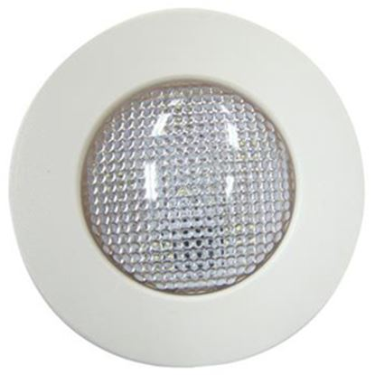 """Picture of ITC  3""""Dia White 10 To 14 Volts/ 1.24 Watts LED Hitch Light 69667-D 18-1464"""