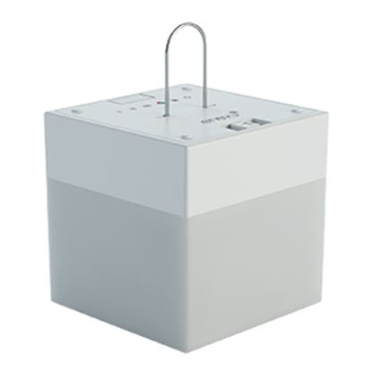 Picture of Enevu  White Base Cube Shape Party Light Globe 51000 18-2361
