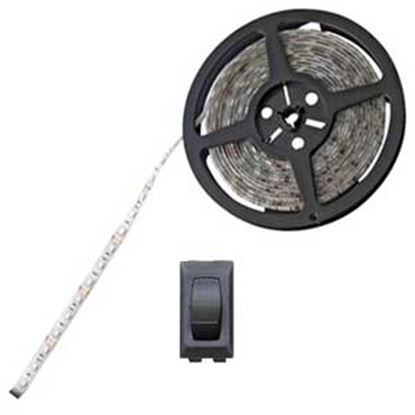 Picture of Diamond Group  16'L Daylight White LED Rope Light DG52689 18-4022