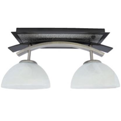 Picture of ITC  Brushed Nickel Coated LED Dinette White Interior Light 3410F-SWE73H006-D 18-7643