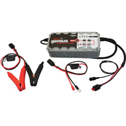 Picture of Noco Genius 110-120V 15-Step 26/13A Battery Charger G26000 19-0329