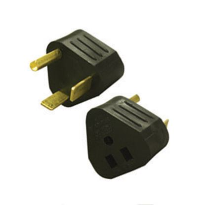 Picture of Voltec Park Adapter 30A/15A Power Cord Adapter 16-00551 19-0364