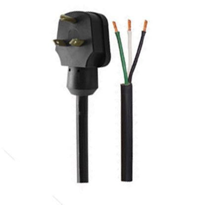 """Picture of Voltec  18"""" 30A Extension Cord 16-00564 19-0397"""