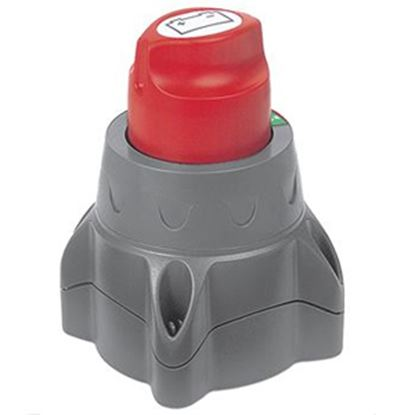 Picture of Marinco Easyfit (TM) Key Type On/Off Battery Disconnect Switch 700RV 19-0509