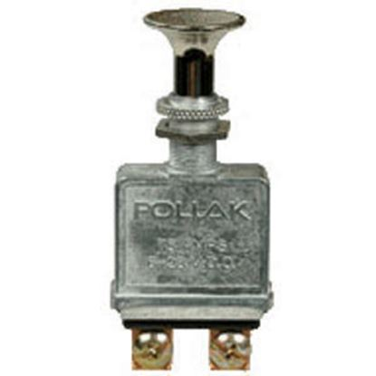 Picture of Pollak  6-28V/ 75A SPST Toggle Switch 35-306P 19-0659