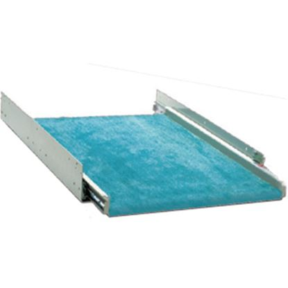"""Picture of Kwikee  400 lb Powder Coated 22""""D Cargo Slide w/o Flooring 370794 19-0663"""