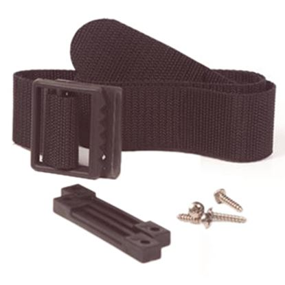 Picture of Camco  Black Nylon Battery Box Strap 55364 19-2003