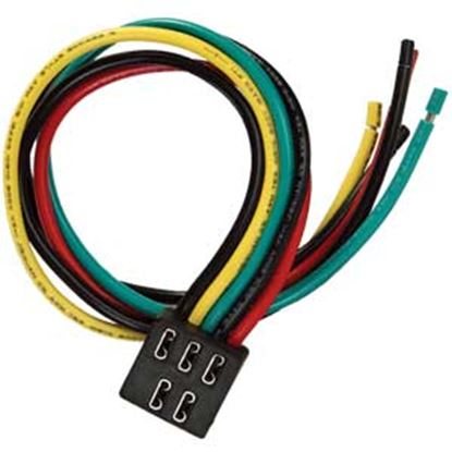 Picture of JR Products  5-Pin Straight Slide Out Wiring Harness 13061 19-2107