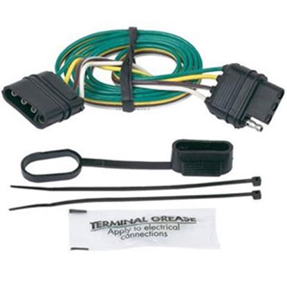 """Picture of Hopkins  4-Wire 48"""" Trailer Connector Extension 47115 19-2358"""