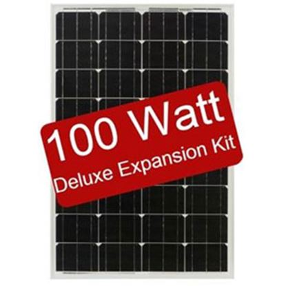 Picture of Zamp Solar  100W 5.6A Flexible Expansion Solar Kit  19-2770