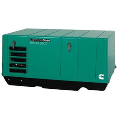 Picture of Cummins Onan Quiet Gasoline (TM) 3600W LP Vapor Generator 3.6KY-FA/26120 19-3013