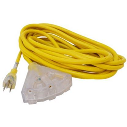 Picture of Mighty Cord  25' 15A Extension Cord A10-2514TTE 19-3374