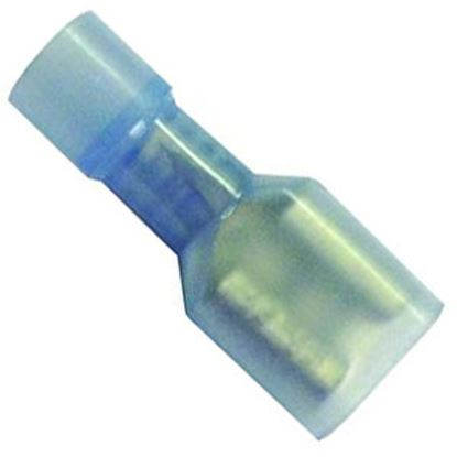 "Picture of Battery Doctor  100-Pack 16-14 Ga 1/4"" Fully Insulated Female QD Terminal 80250 19-3616"