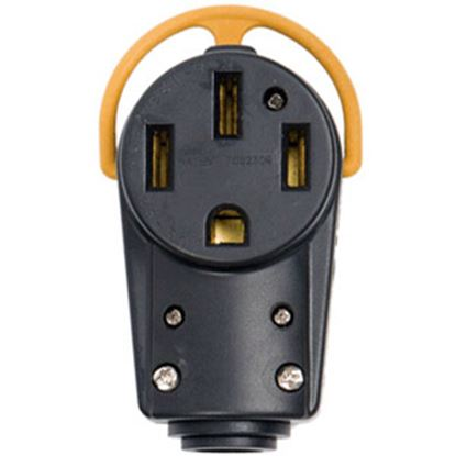Picture of Arcon  50A Female Power Cord Plug End 19194 19-3725