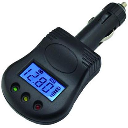 Picture of Prime Products  Digital Display Battery Monitor w/LED Indicators 12-2021 19-4034