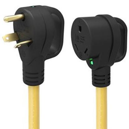 Picture of Marinco  30A Extension Cord w/Handle 30ARVE10 19-4214