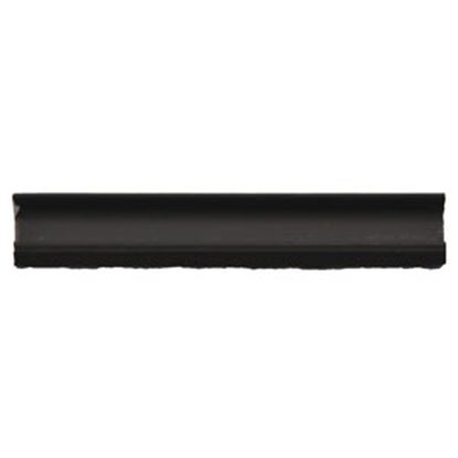 """Picture of AP Products  5-Pack Brown Plastic 9/16""""W X 8'L Trim Molding Insert 011-356-5 20-1564"""