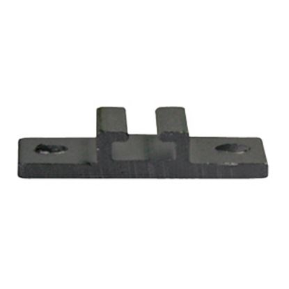 Picture of JR Products  2-Pack Ceiling Mount Type Window Curtain Track Mounting Bracket 81185 20-1920