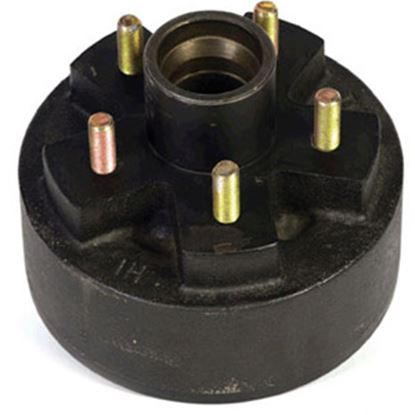 """Picture of Husky Towing  5 Studs 10"""" Hub & Drum 30796 21-0085"""