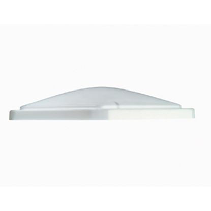 Picture of Fan-Tastic Vent  White Insulated Dome Roof Vent Lid K2020-81 22-0291