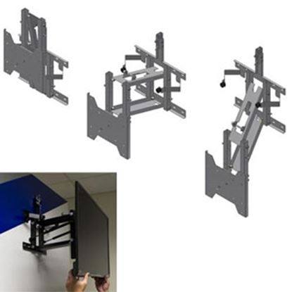 Picture of MOR/ryde  Drop Down TV Ceiling Mount TV56-129H 22-1164