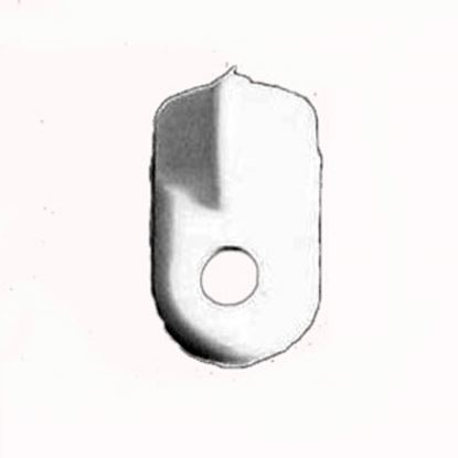 Picture of Strybuc  White Nylon Window Screen Clip 490C 23-1152