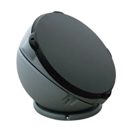 Picture of Winegard Pathway X2 White Portable Automatic Stationary Satellite TV Antenna PA-6002 24-0162