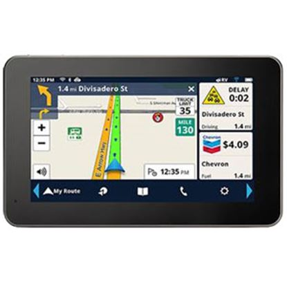 "Picture of Magellan RoadMate (R) 7"" HD Glass Touch Display Bluetooth GPS Navigation System for RV Vehicles RV9490SGLUC 24-0231"