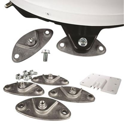 Picture of Winegard  Roof Mount Permanent Satellite TV Antenna Mount RK-4000 24-0526