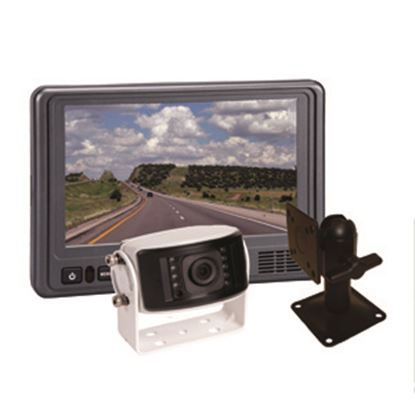 "Picture of Voyager  7"" Color LCD Rear Observation System AOS701 24-3155"